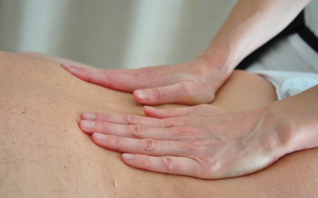 La science se penche sur les bienfaits du massage